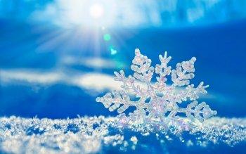 snowflake sun